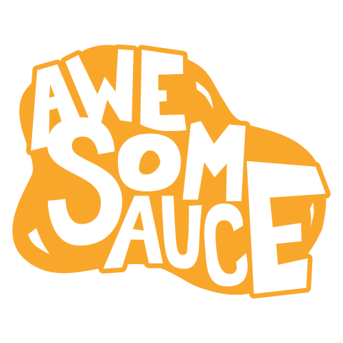 AWESOMESAUCE Logo