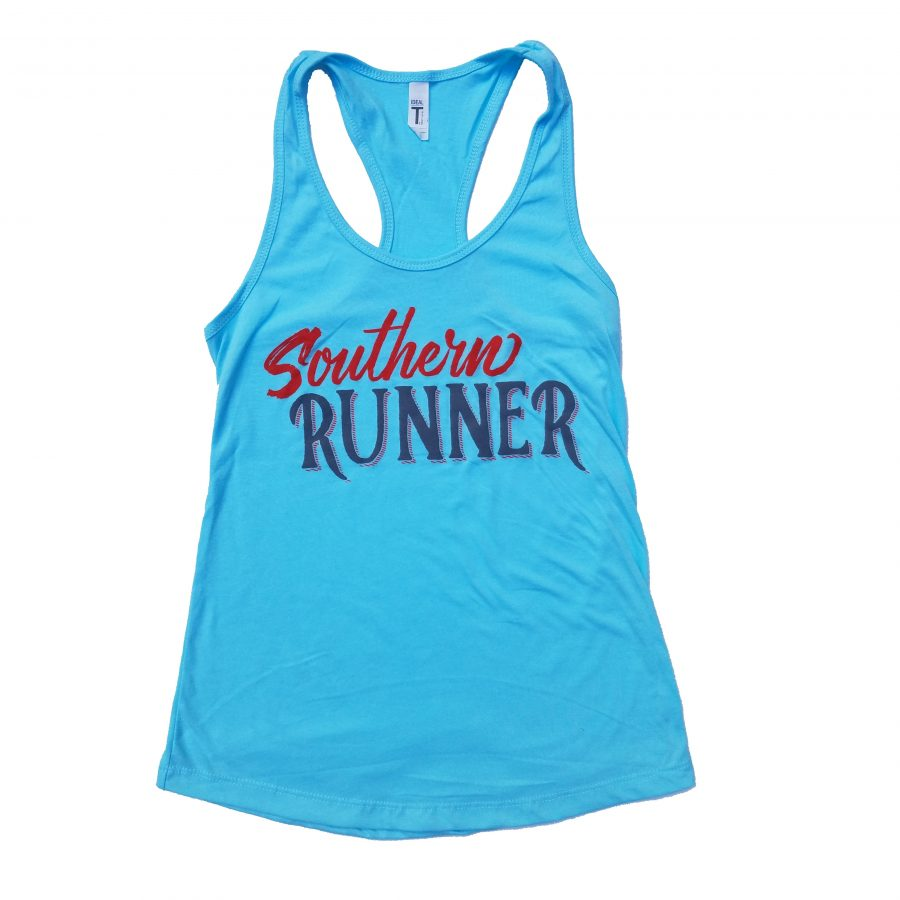 Southern Runner Women's Tank Top