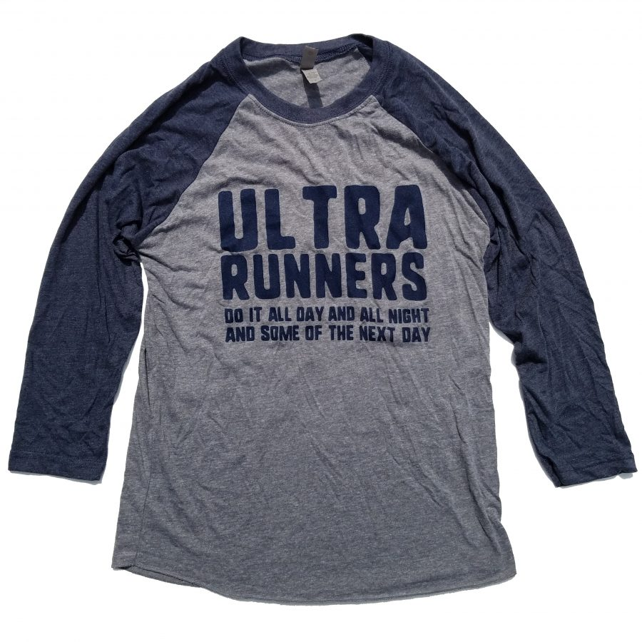 Ultra Runners Baseball Grey/Charcoal